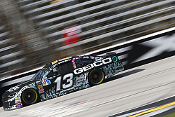 November 2, 2018 - Ft. Worth, Texas, United States of America - Ty Dillon (13) takes to the track to practice for the AAA Texas 500 at Texas Motor Speedway in Ft. Worth, Texas. (Credit Image: © Justin R. Noe Asp Inc/ASP via ZUMA Wire)
