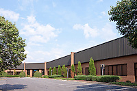 Exterior images of 7455 New Ridge Rd.  in Baltimore, MD for Merritt Properties