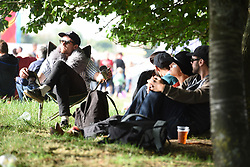 © Licensed to London News Pictures. 02/07/2017. Glynde, UK.  Love Supreme Jazz Festival, East Sussex.  Photo credit: Andy Sturmey/LNP