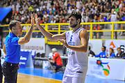 DESCRIZIONE : Cagliari Qualificazione Eurobasket 2015 Qualifying Round Eurobasket 2015 Italia Svizzera - Italy Switzerland<br /> GIOCATORE : Alessandro Gentile<br /> CATEGORIA : Before Fair Play<br /> EVENTO : Cagliari Qualificazione Eurobasket 2015 Qualifying Round Eurobasket 2015 Italia Svizzera - Italy Switzerland<br /> GARA : Italia Svizzera - Italy Switzerland<br /> DATA : 17/08/2014<br /> SPORT : Pallacanestro<br /> AUTORE : Agenzia Ciamillo-Castoria/ Luigi Canu<br /> Galleria: Fip Nazionali 2014<br /> Fotonotizia: Cagliari Qualificazione Eurobasket 2015 Qualifying Round Eurobasket 2015 Italia Svizzera - Italy Switzerland<br /> Predefinita :