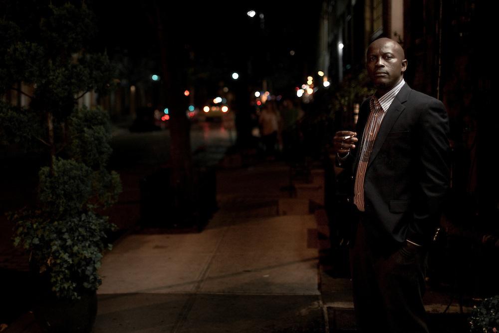 Souléymane Sy Savané, Actor, New York