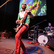 Washington, D.C. - Jan. 28th, 2010:  Kevin Barnes and his band Of Montreal perform at the 9:30 Club in Washington D.C. (Photo by Kyle Gustafson)