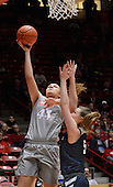 UNM women's basketball vs Utah State