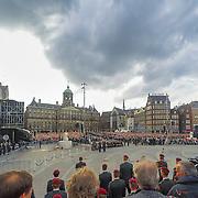 NLD/Amserdam/20150504 - Dodenherdenking 2015 Amsterdam,