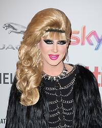 Jodie Harsh attends the 2016 Attitude Awards in association with Virgin Holidays, at 8 Northumberland Avenue, London. Monday October 10, 2016. Photo credit should read: Isabel Infantes / EMPICS Entertainment.