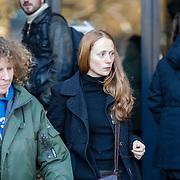 NLD/Amsterdam/20121208 - Herdenkingsdienst voor de verleden Jeroen Willems, Sytske van der Ster en ...........
