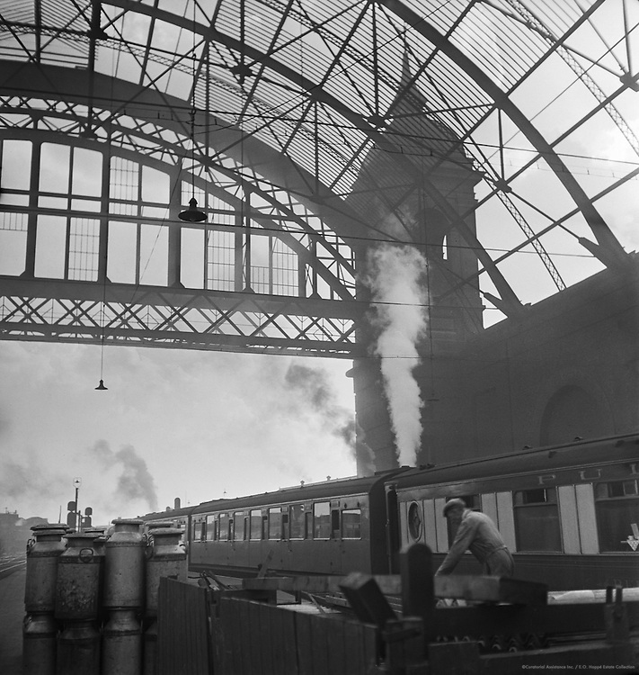 Cannon St. Station, London, c.1939