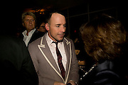 DAVID FURNISH; PILAR BOXFORD, Vanity fair and Bally's 'Hollywood Domino' party to benefit The Art of Elysium at the Andaz Hotel, Sunset Boulevard. West Hollywood. 20 February 2009