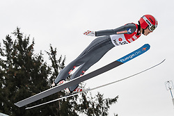 02.02.2019, Energie AG Skisprung Arena, Hinzenbach, AUT, FIS Weltcup Ski Sprung, Damen, Wertungsdurchgang, im Bild Eva Pinkelnig (AUT) // during the woman's Competition Jump of FIS Ski Jumping World Cup at the Energie AG Skisprung Arena in Hinzenbach, Austria on 2019/02/02. EXPA Pictures © 2019, PhotoCredit: EXPA/ Reinhard Eisenbauer
