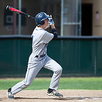 (Photograph by Bill Gerth/SVCN/ 4/25/17) Branham vs Westmont in a BVAL F/S Baseball Game at Westmont High School, Campbell CA on 4/25/17