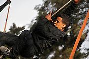 Rachid Ouahmane. Ecole Nationale de Cirque Shems'y du Maroc
