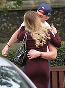 12.OCTOBER.2013. LONDON<br /> <br /> (MAG)<br /> TOWIES SAM FAIERS AND FERN McCANN AND GEORDIE SHORE'S SCOTTY T SEEN OUT TOGETHER IN BRENTWOOD ESSEX WHILST FILMING SCENES FOR TOWIE.<br /> <br /> BYLINE: EDBIMAGEARCHIVE.CO.UK<br /> <br /> *THIS IMAGE IS STRICTLY FOR UK NEWSPAPERS AND MAGAZINES ONLY*<br /> *FOR WORLD WIDE SALES AND WEB USE PLEASE CONTACT EDBIMAGEARCHIVE - 0208 954 5968*