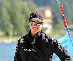 Torvar Mirsky, Skipper The Wave Muscat. Photo: Chris Davies/WMRT