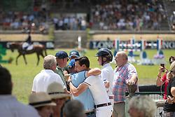 Philippaerts Thibault, BEL<br /> European Championship Children, Juniors, Young Riders - Fontainebleau 1028<br /> © Hippo Foto - Dirk Caremans<br /> Philippaerts Thibault, BEL