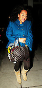 13.DECEMBER.2007. LONDON<br /> <br /> MEL B'S SISTER DANIELLE AND MUM ANDREA LEAVING CIPRIANI'S RESTAURANT IN MAYFAIR.<br /> <br /> BYLINE: EDBIMAGEARCHIVE.CO.UK<br /> <br /> *THIS IMAGE IS STRICTLY FOR UK NEWSPAPERS AND MAGAZINES ONLY*<br /> *FOR WORLD WIDE SALES AND WEB USE PLEASE CONTACT EDBIMAGEARCHIVE - 0208 954 5968*