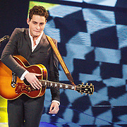 NLD/Hilversum/20160129 - Finale The Voice of Holland 2016, Douwe Bob