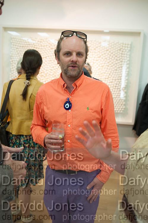 GAVIN TURK, The Years, Gavin Turk<br /> Private view:  , Ben Brown Fine Arts, 12 Brooks Mews, London, W1. 25 April 2013.