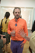 GAVIN TURK, The Years, Gavin Turk<br /> Private view:  , Ben Brown Fine Arts, 12 Brooks Mews, London, W1. 25 April 2013.