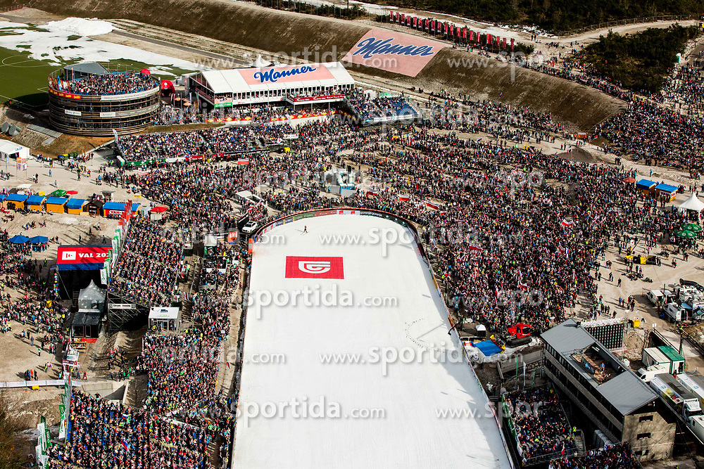 Planica during the Ski Flying Hill Individual Competition on Day Two of FIS Ski Jumping World Cup Final 2017, on March 24, 2017 in Planica, Slovenia. Photo by Vid Ponikvar / Sportida