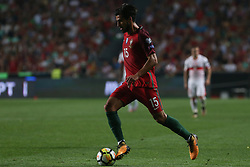 October 10, 2017 - Lisbon, Lisbon, Portugal - Portugal midfielder Andre Gomes during the match between Portugal v Switzerland - FIFA 2018 World Cup Qualifier match at Luz Stadium on October 10, 2017 in Lisbon, Portugal. (Credit Image: © Dpi/NurPhoto via ZUMA Press)