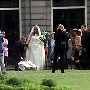 Huwelijk Sander Westerveld en judith Ardesch Denekamp, Babel