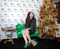 Caitlin Moran during the Specsavers National Book Awards 2012, Central London, Great Britain, December 4, 2012. Photo by Elliott Franks / i-Images.