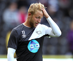 Derby County's Johnny Russell - Mandatory by-line: Robbie Stephenson/JMP - 07966386802 - 29/07/2015 - SPORT - FOOTBALL - Derby,England - iPro Stadium - Derby County v Villarreal CF - Pre-Season Friendly