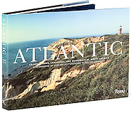 """Atlantic"" Limited Edition  book Signed by Jake Rajs, Introduction by Walter Cronkite, Published by Rizzoli"