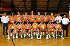 20040526 NED: Nederlands volleybalteam mannen selectie 2004, Amsterdam