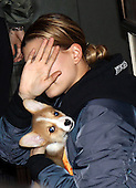 Hailey Baldwin Visits Pet Store In NY