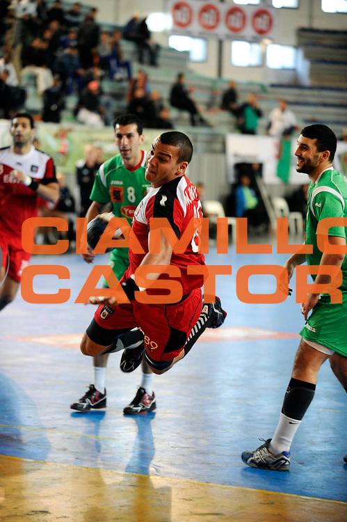 DESCRIZIONE : France Hand Coupe Afrique des Nations Homme Maroc Rabat<br /> GIOCATORE : Mamdoh Shebib Mohamed<br /> SQUADRA : Egypte<br /> EVENTO : FRANCE Hand CAN<br /> GARA : Algerie Egypte<br /> DATA :19/01/2012<br /> CATEGORIA : Hand CAN<br /> SPORT : Handball<br /> AUTORE : JF Molliere <br /> Galleria : France Hand 2011-2012 Action<br /> Fotonotizia : CAN Hand RABAT Maroc<br /> Predefinita :