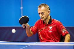 NALEPKA Maciej during day 1 of 15th EPINT tournament - European Table Tennis Championships for the Disabled 2017, at Arena Tri Lilije, Lasko, Slovenia, on September 28, 2017. Photo by Ziga Zupan / Sportida