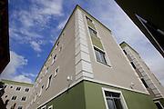 Uberlandia_MG, Brasil...Empreendimento imobiliario executado em Uberlandia, Minas Gerais...Civil construction in Uberlandia, Minas Gerais...Foto: BRUNO MAGALHAES / NITRO.........