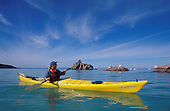 Mexico - Kayaking the Sea of Cortez