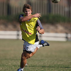 MONDAY 5th JULY 2010 / ABSA STADIUM / DURBAN<br /> SOUTH AFRICA,<br /> SHARKS CURRIE CUP TRAINING.<br /> <br /> Photo Credit/Steve Haag