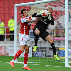 Rotherham v Leicester City   Friendly   5 August 2014,
