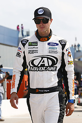 August 10, 2018 - Brooklyn, Michigan, United States of America - Trevor Bayne (6) hangs out on pit road prior to qualifying for the Consumers Energy 400 at Michigan International Speedway in Brooklyn, Michigan. (Credit Image: © Justin R. Noe Asp Inc/ASP via ZUMA Wire)