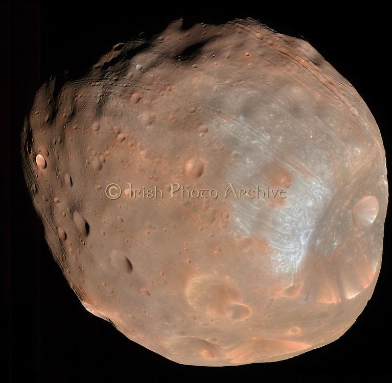 Phobos-Doomed Moon of Mars
