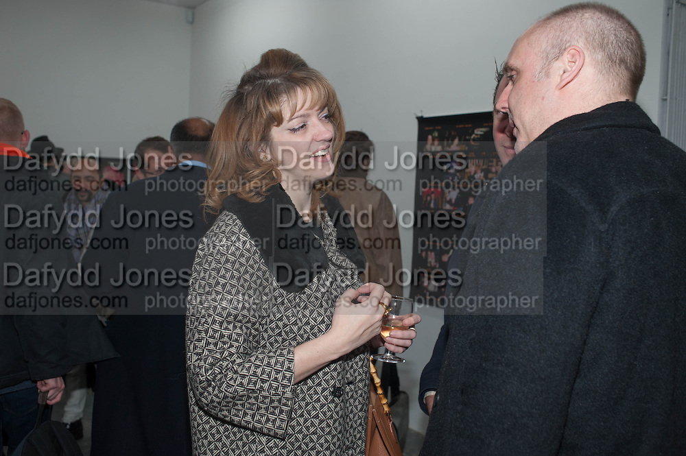 PETRONELLA WYATT, Nicola Tyson exhibition of photographs: Bowie Nights at Billy's Club London 1978. Sadie Coles HQ. 9 Balfour Mews, London W1. 25 January 2013.