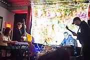 MUSIC FOR MONEY<br /> MUSIC FOR MONEY, Casa del Popolo, Samedi 18 octobre 2014