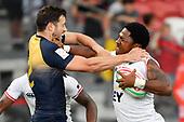 Apr 14, 2019-Rugby-HSBC Singapore Sevens-Quarterfinal-Argentina vs USA