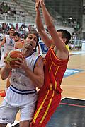 Trento 27 Luglio 2012 - Trentino Basket Cup - Italia Montenegro - <br /> Nella Foto : DAVID CHIOTTI<br /> Foto Ciamillo/M.Gregolin