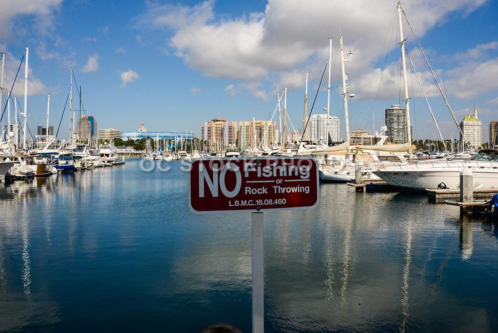 Long Beach Shoreline Marina