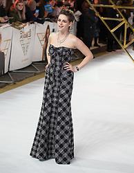 Kristen Stewart attends the Charlie's Angels UK Premiere in London, 20 November 2019.<br /><br />20 November 2019.<br /><br />Please byline: Vantagenews.com