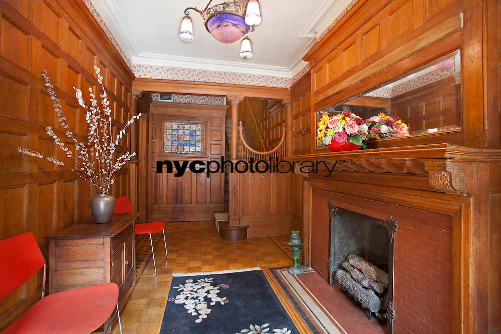 Foyer at 159 West 88th Street