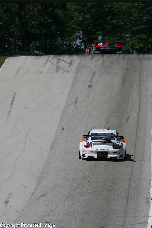 August 7-10, 2008, Elkhart Lake, WI.  2008 Generac 500 American LeMans Series from Road America