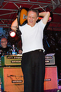 Jimmie Vaughan at Blues on the Green at Waterloo Park, Austin Texas, Julu 1, 2009.