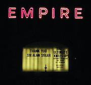 Hackney Empire Centenary Cabaret Celebration. 10 March 2001. © Copyright Photograph by Dafydd Jones 66 Stockwell Park Rd. London SW9 0DA Tel 020 7733 0108 www.dafjones.com