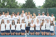 Oxford High defeated West Jones on Monday, May 10, 2010 in Ridgeland, Miss. to win the MHSAA Class 5A tennis championship.