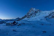 Lotschental by Night
